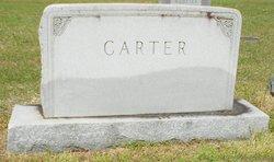 Zilpha Ida <I>Stroud</I> Carter