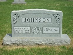 Glenna Marie <I>Baldwin</I> Johnson