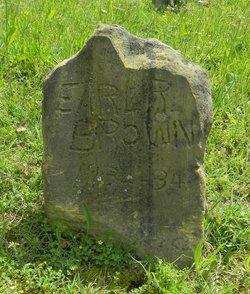 Earl R Brown