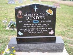 Ashley Nicole Bender