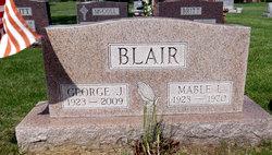 """George J """"Joe"""" Blair"""