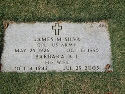 James M Silva