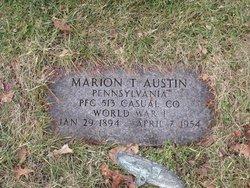 Marion Thaddius Austin
