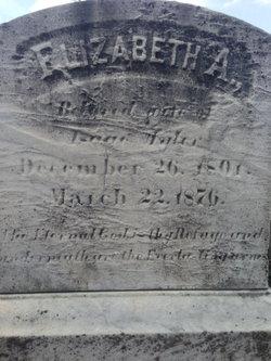 Elizabeth A Tyler