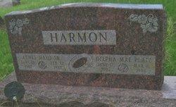 Delpha Mae <I>Platz</I> Harmon