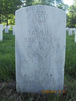 Samuel Berlin, Sr
