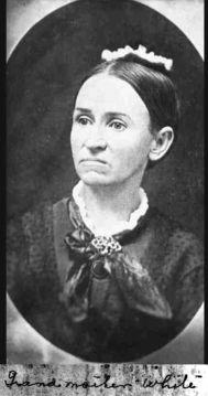 Martha <I>Smith</I> White