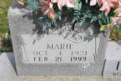 Marie <I>Certain</I> Bybee