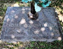 Deidra <I>Middleton</I> Dorsey