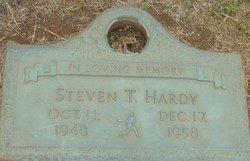 Steven Taylor Hardy