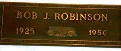 Robert Jarvis Robinson