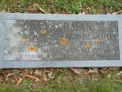 Hannah <I>Smalley</I> Harshman