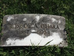 Roscoe A. O'Hara