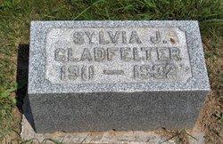 Sylvia Jane <I>Kroft</I> Gladfelter