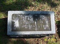 Stephen Wenham Barber