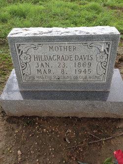 Susie Hildagrade Elnore Jane <I>Watson</I> Davis