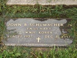 John Bernard Schumacher, Jr