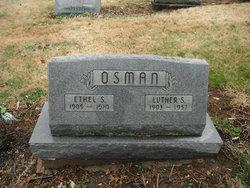 Ethel S <I>Haldeman</I> Osman