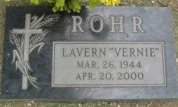 "Lavern F. ""Vernie"" Rohr"
