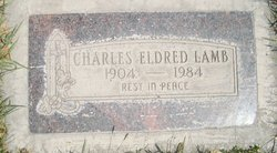 Charles Eldred Lamb