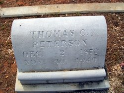 Thomas Clayton Peterson (1871-1940) - Find A Grave Memorial