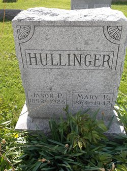 "Mary Ellen ""Ella"" <I>Tudor</I> Hullinger"