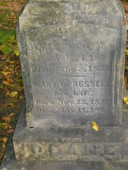 Mary Clapp <I>Russell</I> Deane