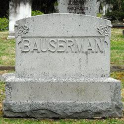Carrie A <I>Sine</I> Bauserman