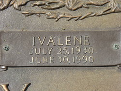 Ivalene Alberta <I>Preiba</I> Bailey