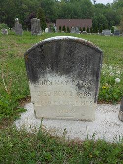 """Anna Maria """"Mary"""" <I>Raymor</I> Gaver"""