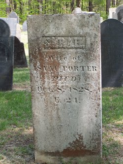 Sarah <I>Hoyt</I> Porter
