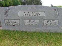 Bertie Aaron