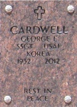 Sgt George Len Cardwell