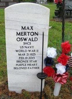 Max Merton Oswald