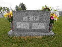 George L Biddle