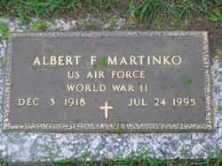 Albert F. Martinko