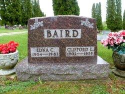 Edna C. <I>Sherwood</I> Baird