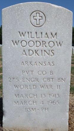 William Woodrow Adkins