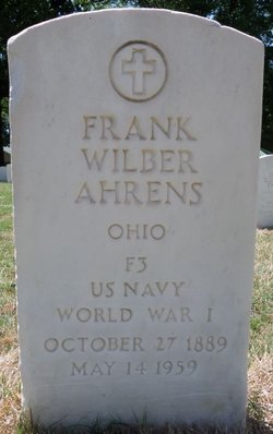 Frank Wilber Ahrens