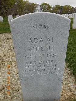 Ada M Aikens