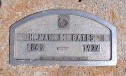 Hanah M. Bates