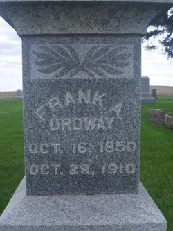 Frank A. Ordway