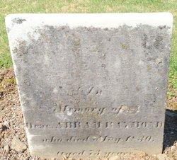 Deacon Abraham Raymond