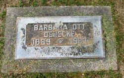 Barbara <I>Ott</I> Denecke