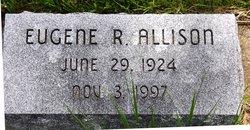 """Eugene Russell """"Mooney"""" Allison"""