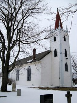 Saint John's Anglican Church Cemetery
