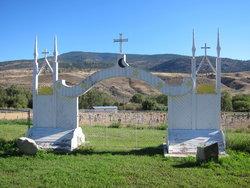 Bonaparte Indian Band Church Cemetery
