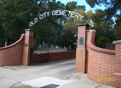 Old Jacksonville City Cemetery