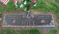 Lloyd E Hill