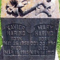 Xavier Haring